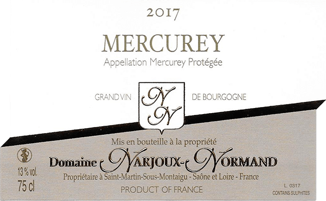 Mercurey rouge