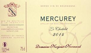 Mercurey Blanc